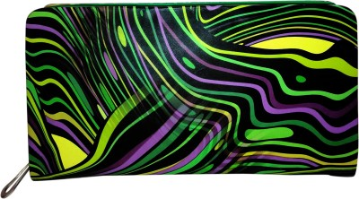 A To Z Creations Casual, Party Multicolor  Clutch