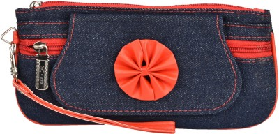 Fristo Women Casual Red  Clutch