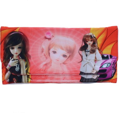 Franclo Girls, Women Party Pink  Clutch