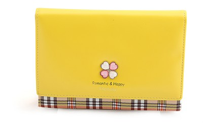 YBC Casual, Formal Yellow  Clutch