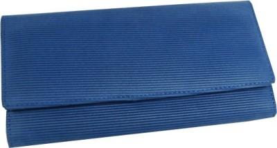Essart Women Casual Blue  Clutch