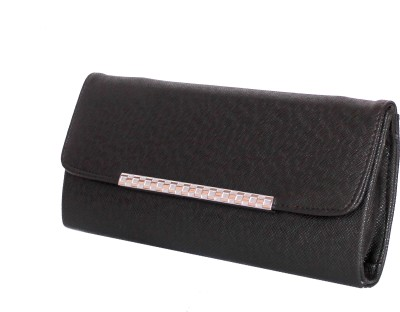 Stonkraft Casual, Formal, Party Black  Clutch