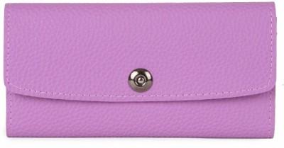 Kleio Formal, Casual Purple  Clutch