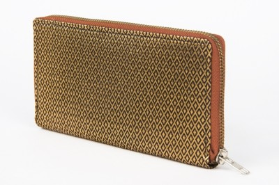 The Kala Shop Women Casual Gold  Clutch