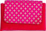 Starz Women Casual Pink  Clutch