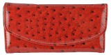 Comfty Women Party Red  Clutch