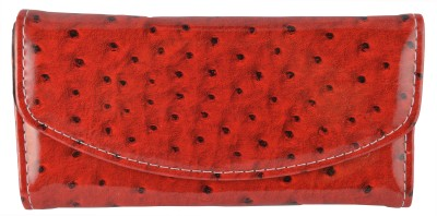 Comfty Party Red  Clutch