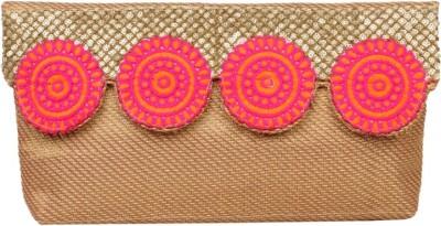 Art Horizons Pink  Clutch