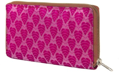 The Kala Shop Women Casual Pink  Clutch