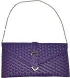 Gen Women Party Purple  Clutch
