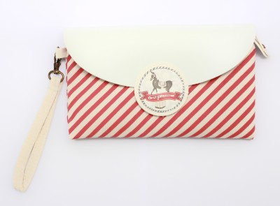 Languo Casual Red  Clutch