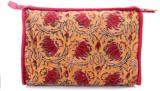 Jaipurse Women Casual Brown  Clutch
