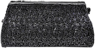 Mpkart Girls Casual, Festive, Party Black  Clutch