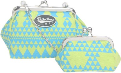 Be for Bag Women, Girls Casual Multicolor  Clutch