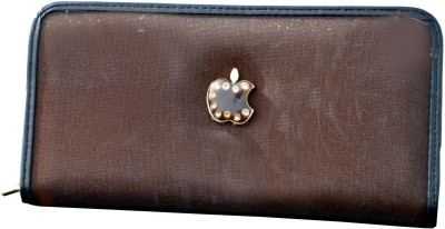 SK-Effects7 Casual Brown  Clutch