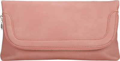 Lino Perros Casual Pink  Clutch