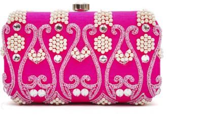 Bonito Ange Pink  Clutch