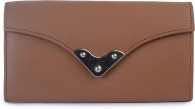 Klaska Women Casual Brown  Clutch