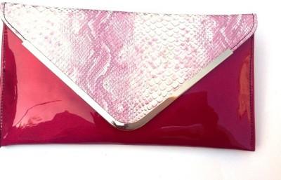 Grace Fashion Villa Pink  Clutch