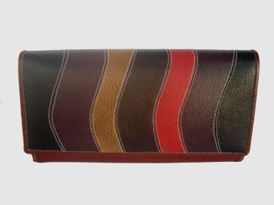 Sheela's Arts&Crafts Multicolor  Clutch
