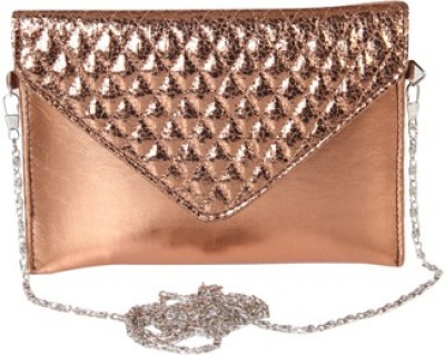 Kuero Party, Wedding, Festive, Formal Brown  Clutch