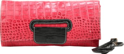 Ambience Casual, Party, Festive Red  Clutch