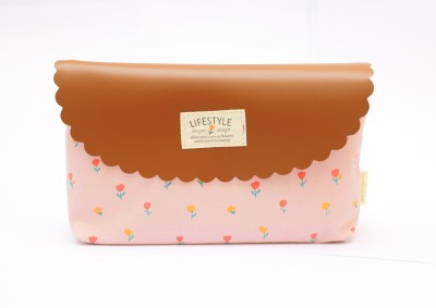 Languo Casual Pink  Clutch