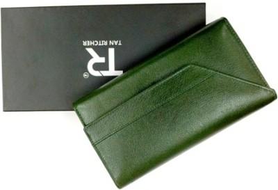 TAN RITCHER Green  Clutch