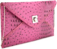 Spice Art Women Pink  Clutch