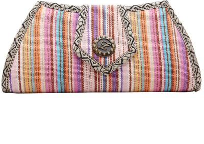 Shop & Shoppee Women Casual Purple, Pink  Clutch