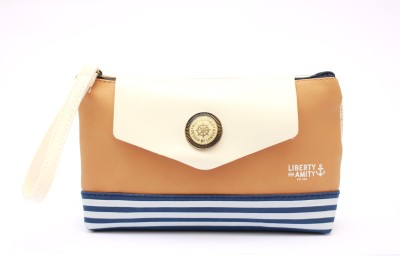 Languo Party Tan  Clutch