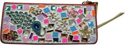 Swagger Women Party Pink  Clutch