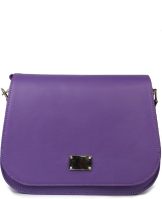 2B Collection Girls Party Purple  Clutch