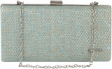 Lino Perros Women Party Blue  Clutch