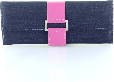 zepzop Casual, Party Blue, Pink  Clutch