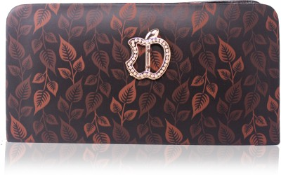 Hydes Casual Brown  Clutch