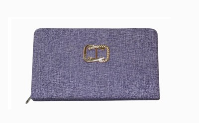Vedic Deals Casual Purple  Clutch