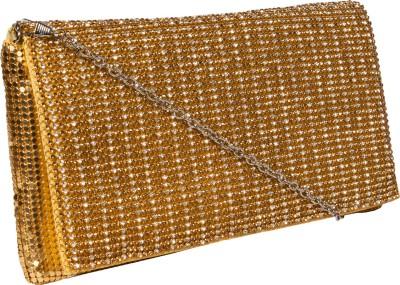 Rialto Gold  Clutch