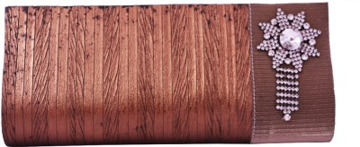 Pantof Party Brown  Clutch