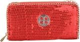 JAGADHARTI Women Red  Clutch