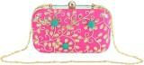 Daks Women Party Multicolor  Clutch