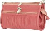 Awesome Fashions Women Pink  Clutch
