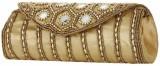 Genpurs Wedding Gold  Clutch