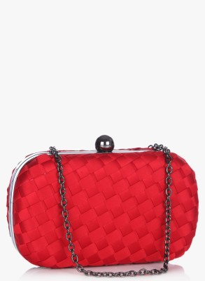 Addons Casual Red  Clutch