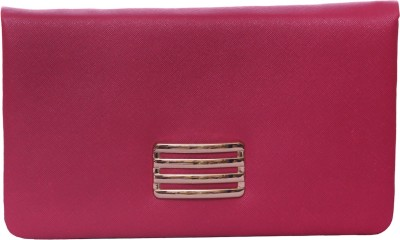 WR Casual, Party, Formal Pink  Clutch
