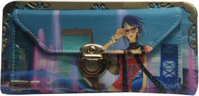 NEHASTORE Casual Blue  Clutch