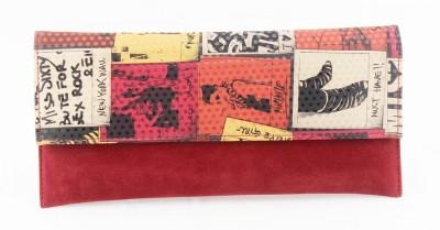 Sushito Girls Casual Multicolor  Clutch