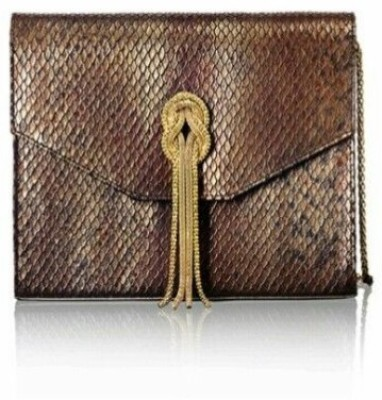 Oriflame Brown  Clutch
