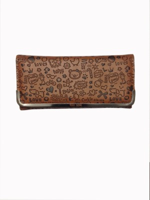 MSELACTOS Brown  Clutch