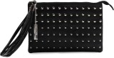 Miss Chase Women Party Black  Clutch